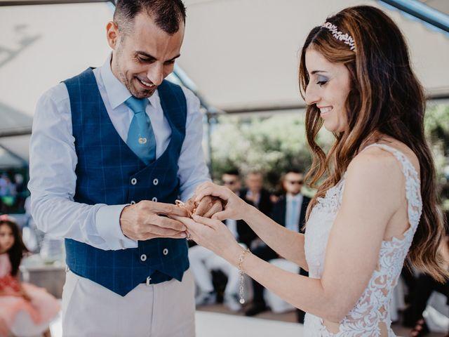 Il matrimonio di Daniele e Consuelo a Castiglione della Pescaia, Grosseto 26