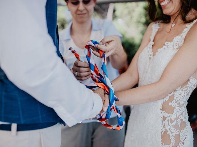 Il matrimonio di Daniele e Consuelo a Castiglione della Pescaia, Grosseto 33