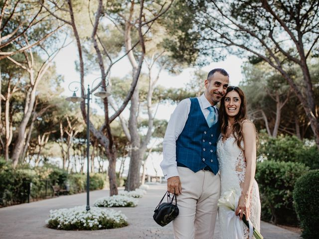 Il matrimonio di Daniele e Consuelo a Castiglione della Pescaia, Grosseto 35