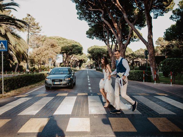 Il matrimonio di Daniele e Consuelo a Castiglione della Pescaia, Grosseto 37