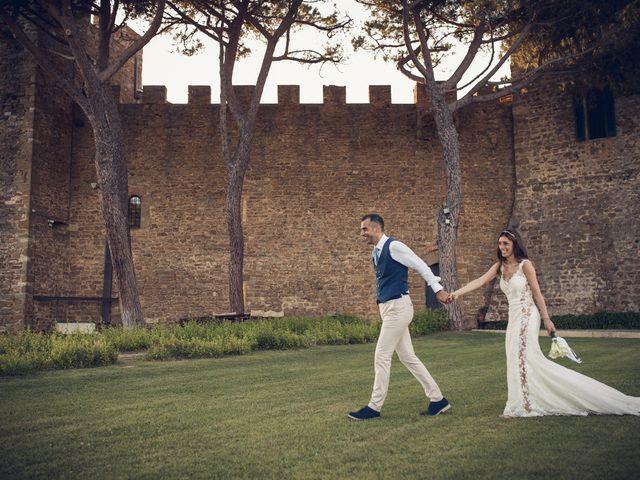 Il matrimonio di Daniele e Consuelo a Castiglione della Pescaia, Grosseto 38