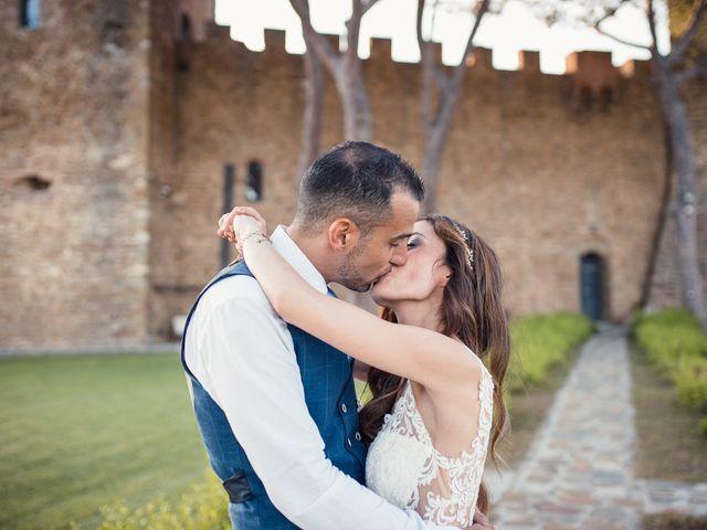 Il matrimonio di Daniele e Consuelo a Castiglione della Pescaia, Grosseto 41