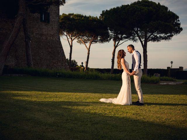 Il matrimonio di Daniele e Consuelo a Castiglione della Pescaia, Grosseto 1