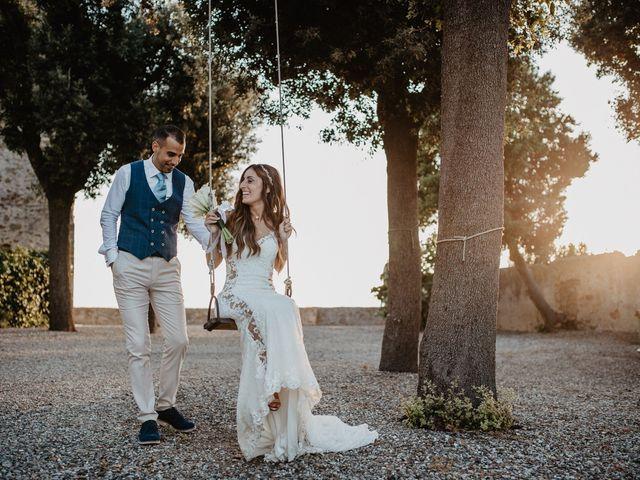 Il matrimonio di Daniele e Consuelo a Castiglione della Pescaia, Grosseto 44