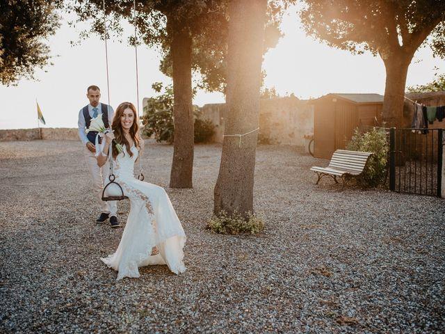 Il matrimonio di Daniele e Consuelo a Castiglione della Pescaia, Grosseto 46