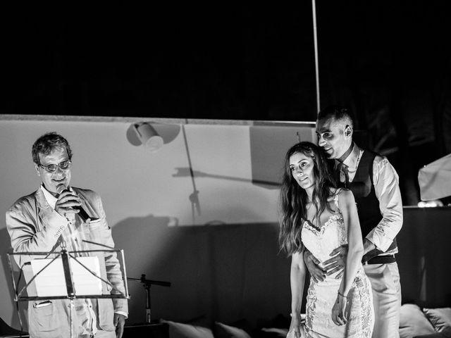 Il matrimonio di Daniele e Consuelo a Castiglione della Pescaia, Grosseto 58