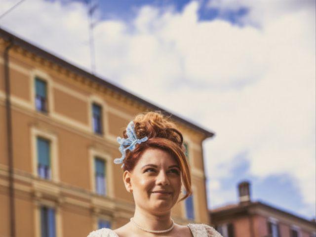 Il matrimonio di Matia e Jennifer a Bologna, Bologna 5