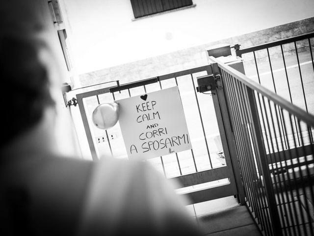 Il matrimonio di Maurizio e Silvia a Casirate d'Adda, Bergamo 5