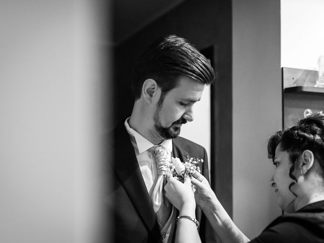 Il matrimonio di Maurizio e Silvia a Casirate d'Adda, Bergamo 8