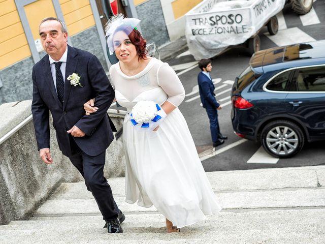 Il matrimonio di Maurizio e Silvia a Casirate d'Adda, Bergamo 9