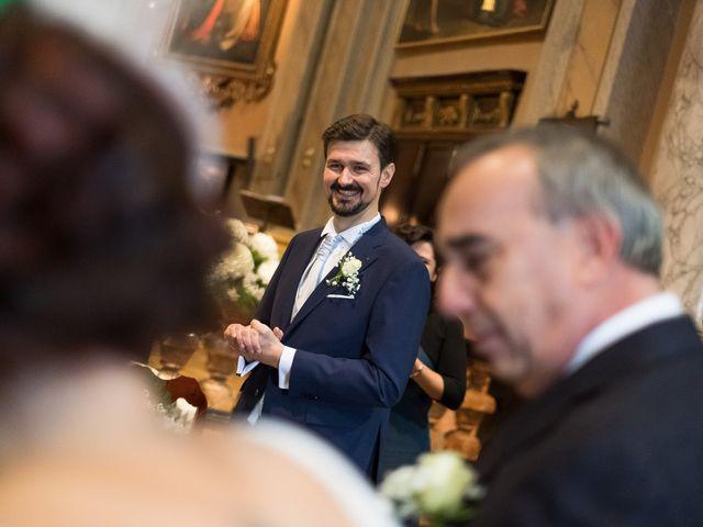 Il matrimonio di Maurizio e Silvia a Casirate d'Adda, Bergamo 10