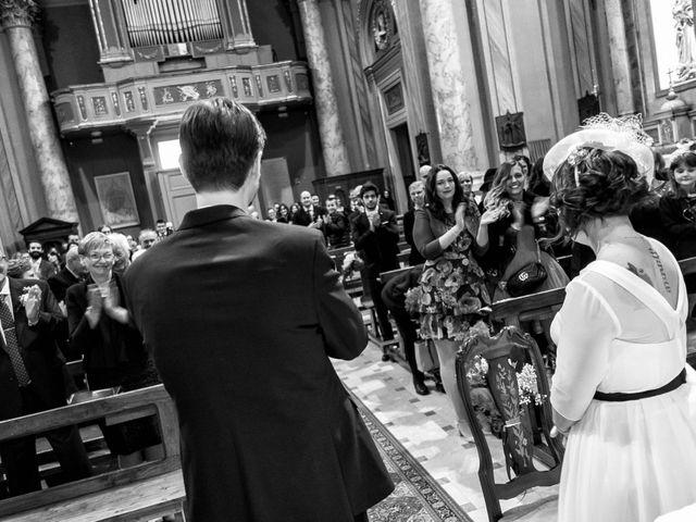 Il matrimonio di Maurizio e Silvia a Casirate d'Adda, Bergamo 12