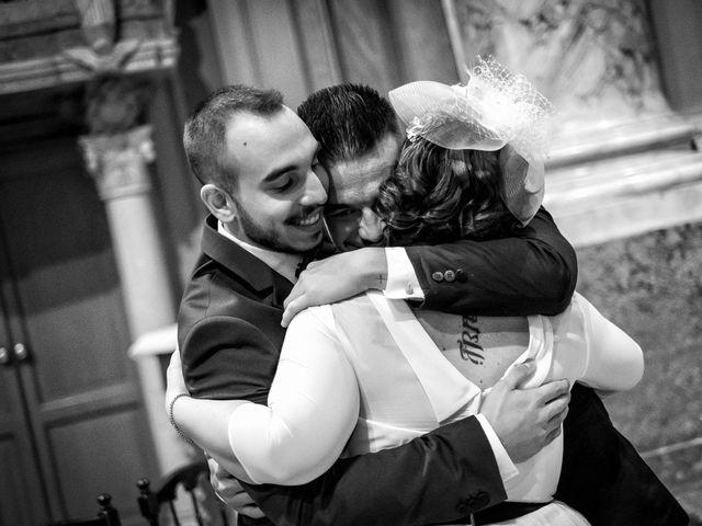 Il matrimonio di Maurizio e Silvia a Casirate d'Adda, Bergamo 13