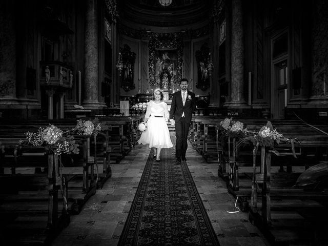 Il matrimonio di Maurizio e Silvia a Casirate d'Adda, Bergamo 14