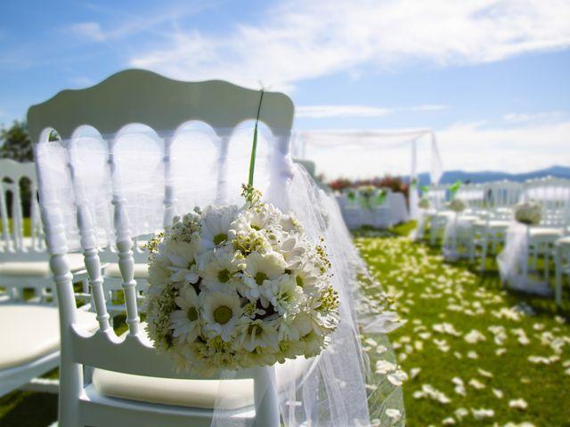Il matrimonio di Cristiano e Silvia a Besozzo, Varese 3