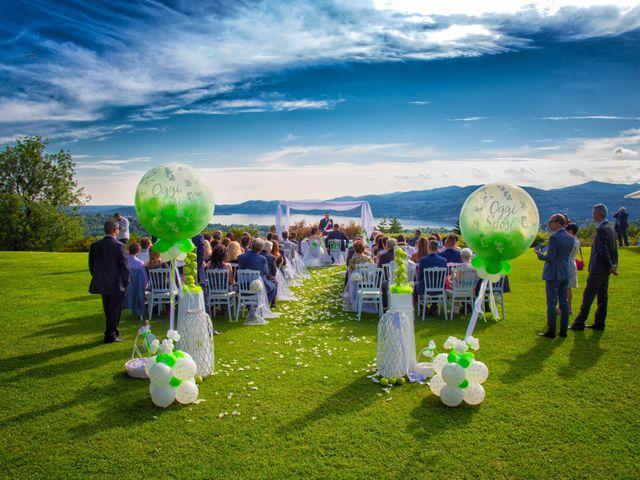 Il matrimonio di Cristiano e Silvia a Besozzo, Varese 1