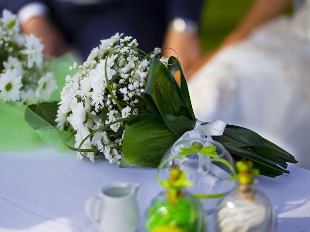 Il matrimonio di Cristiano e Silvia a Besozzo, Varese 11