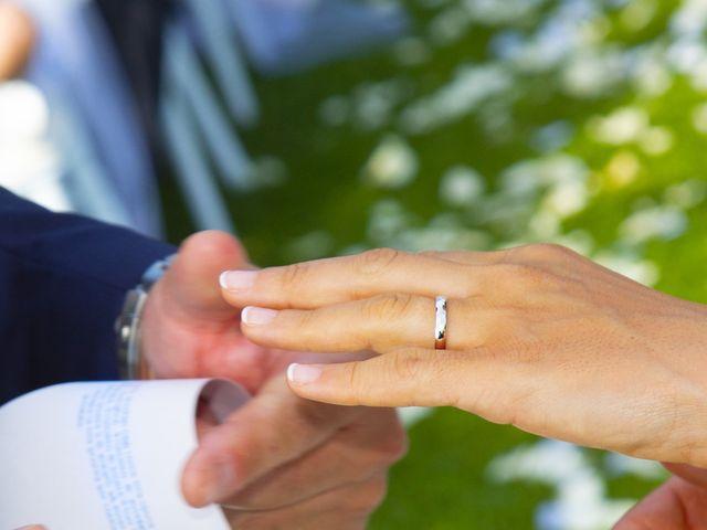 Il matrimonio di Cristiano e Silvia a Besozzo, Varese 12