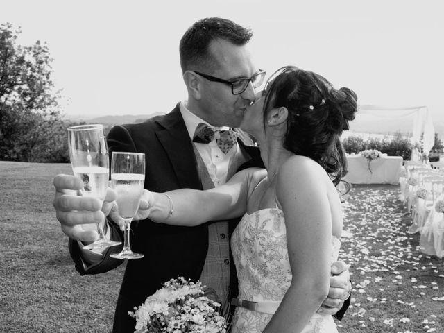 Il matrimonio di Cristiano e Silvia a Besozzo, Varese 13