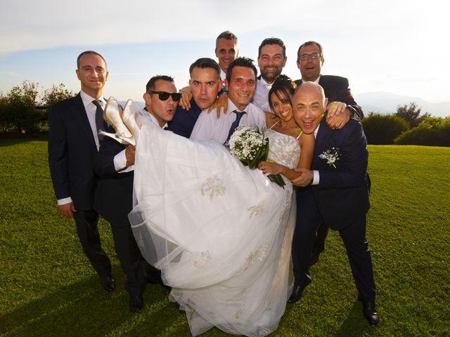 Il matrimonio di Cristiano e Silvia a Besozzo, Varese 15