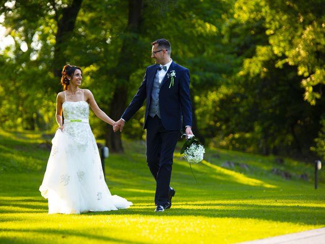 Il matrimonio di Cristiano e Silvia a Besozzo, Varese 17