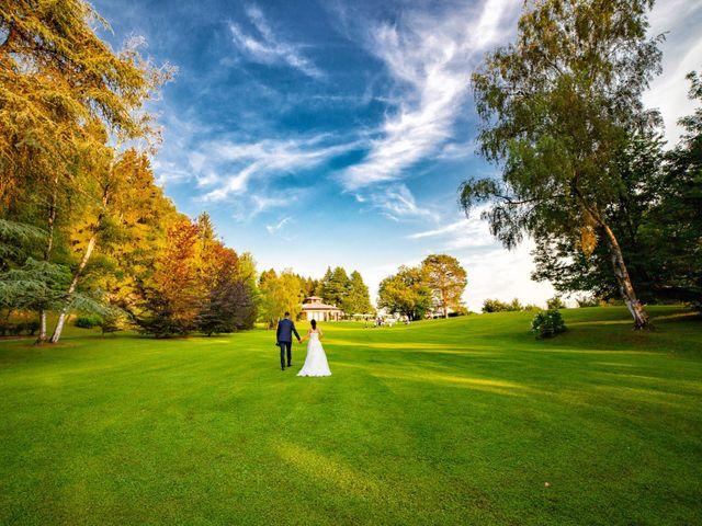 Il matrimonio di Cristiano e Silvia a Besozzo, Varese 18