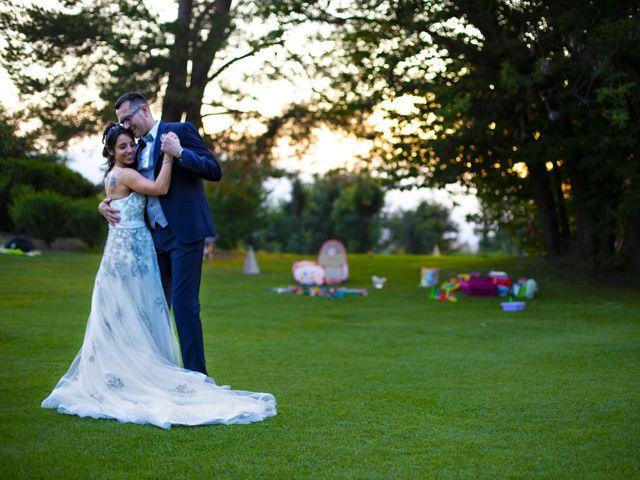 Il matrimonio di Cristiano e Silvia a Besozzo, Varese 20