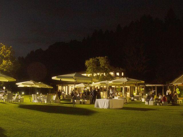 Il matrimonio di Cristiano e Silvia a Besozzo, Varese 25