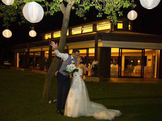 Il matrimonio di Cristiano e Silvia a Besozzo, Varese 26