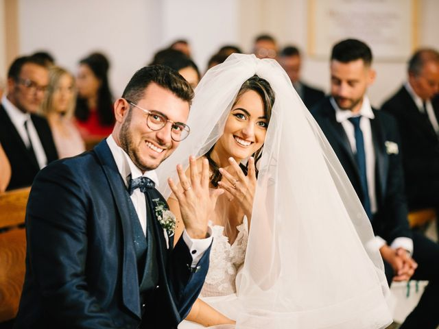 Le nozze di Imma e Alessandro