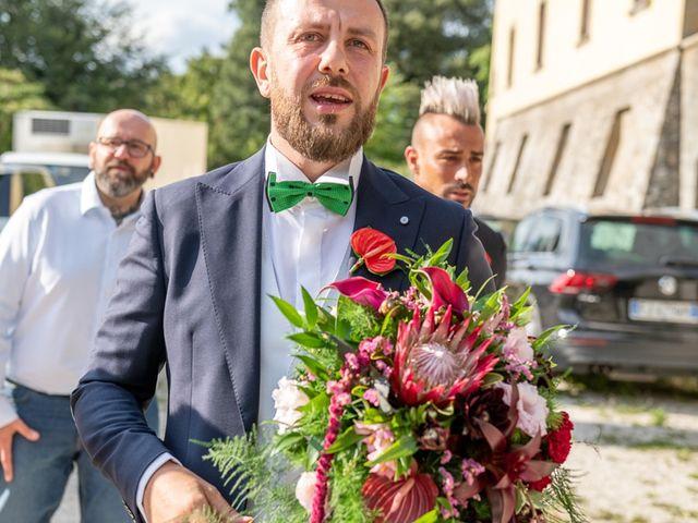 Il matrimonio di Vittoria e Jonathan a Palazzuolo sul Senio, Firenze 14