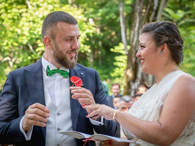 Le nozze di Jonathan e Vittoria