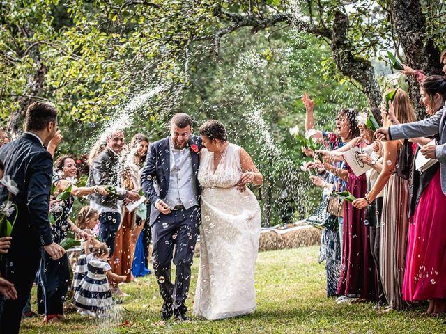 Il matrimonio di Vittoria e Jonathan a Palazzuolo sul Senio, Firenze 23
