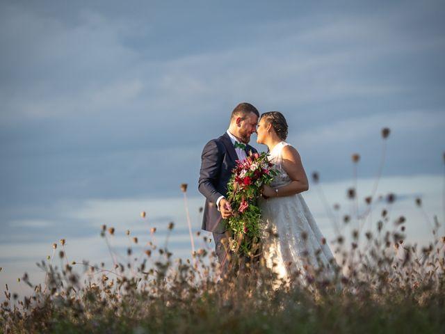 Il matrimonio di Vittoria e Jonathan a Palazzuolo sul Senio, Firenze 29