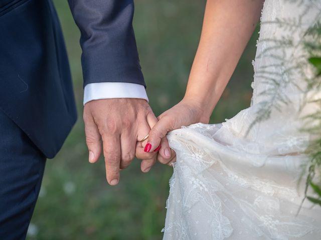 Il matrimonio di Vittoria e Jonathan a Palazzuolo sul Senio, Firenze 30