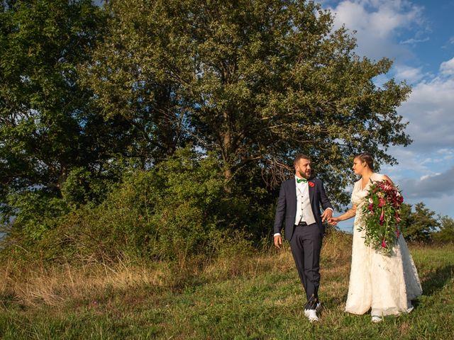 Il matrimonio di Vittoria e Jonathan a Palazzuolo sul Senio, Firenze 31