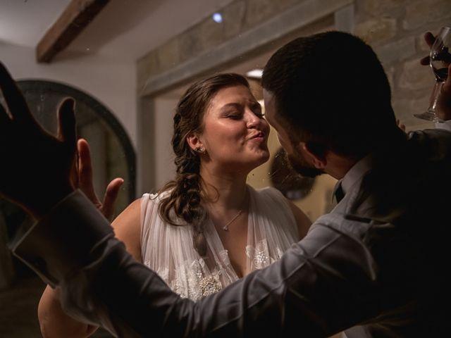 Il matrimonio di Vittoria e Jonathan a Palazzuolo sul Senio, Firenze 32