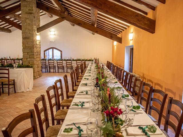 Il matrimonio di Vittoria e Jonathan a Palazzuolo sul Senio, Firenze 24