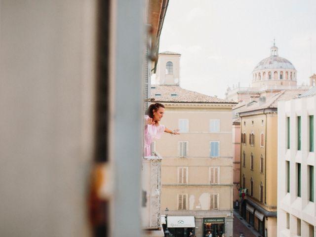Il matrimonio di Alberto e Simona a Parma, Parma 5