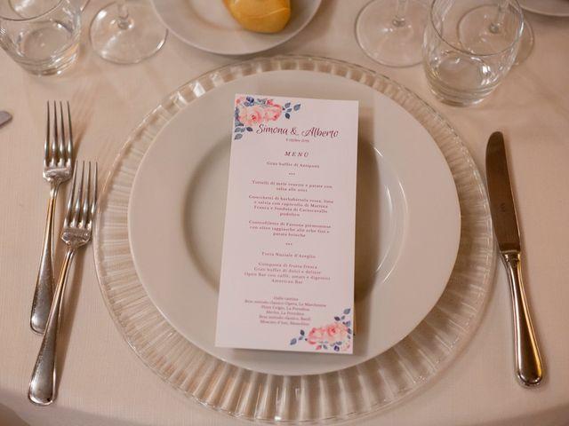Il matrimonio di Alberto e Simona a Parma, Parma 69
