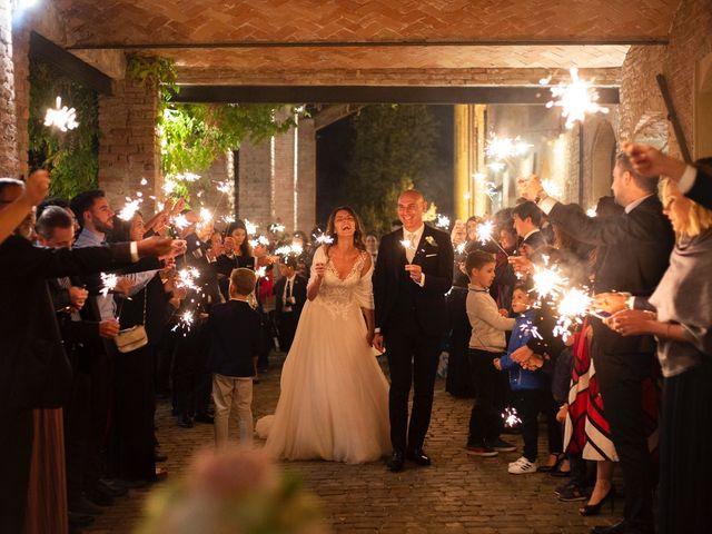 Il matrimonio di Alberto e Simona a Parma, Parma 72