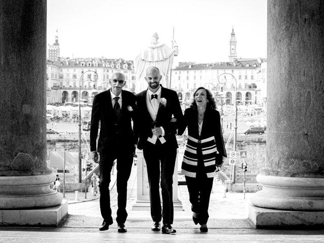 Il matrimonio di Daniele e Federica a Torino, Torino 14