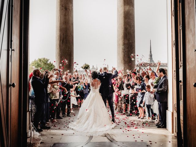 Il matrimonio di Daniele e Federica a Torino, Torino 28