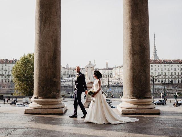 Il matrimonio di Daniele e Federica a Torino, Torino 31