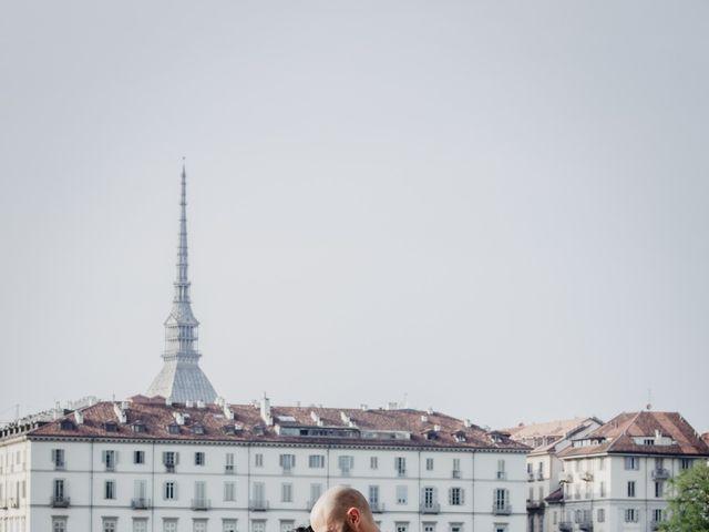 Il matrimonio di Daniele e Federica a Torino, Torino 32