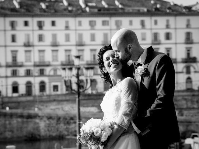 Il matrimonio di Daniele e Federica a Torino, Torino 33