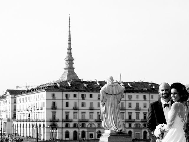 Il matrimonio di Daniele e Federica a Torino, Torino 34