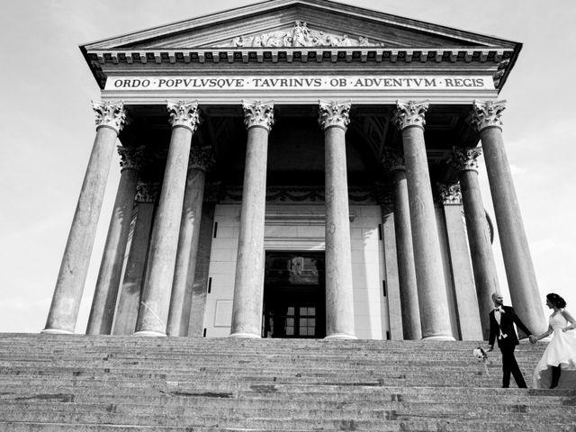 Il matrimonio di Daniele e Federica a Torino, Torino 36