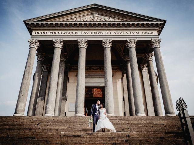 Il matrimonio di Daniele e Federica a Torino, Torino 37