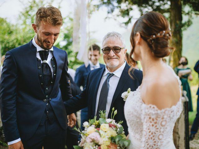 Il matrimonio di Roberto e Roberta a Vestone, Brescia 34
